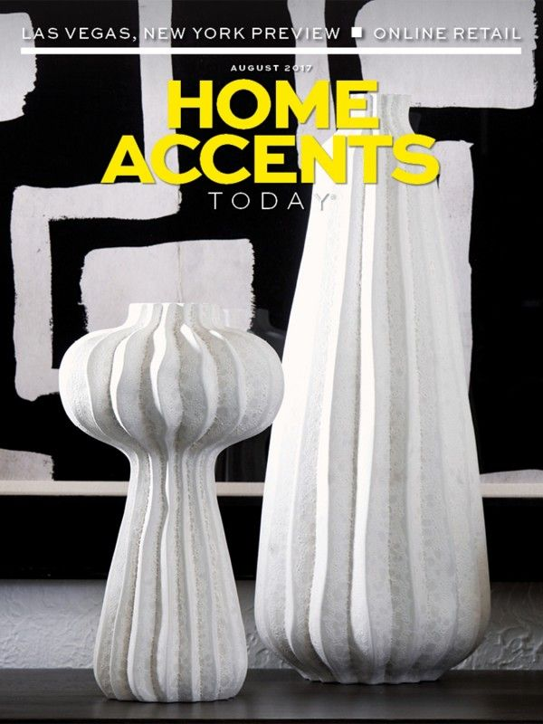 Home Accents Today August 2017