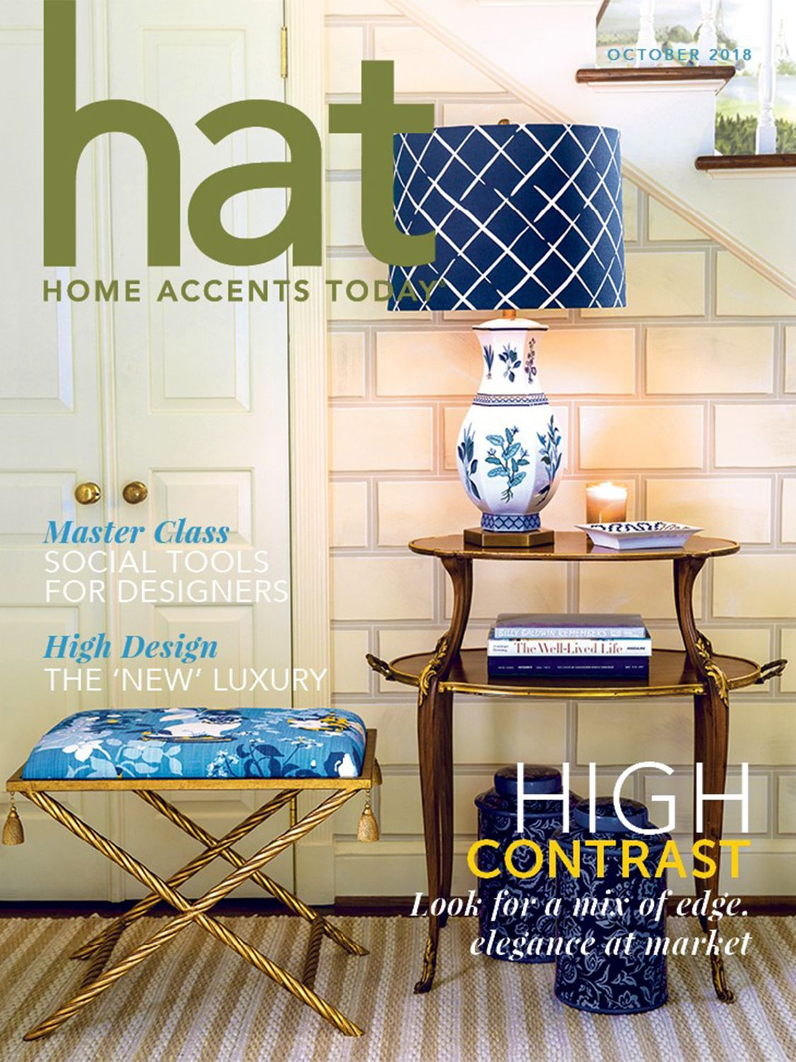 Home Accents Today - 10 2018