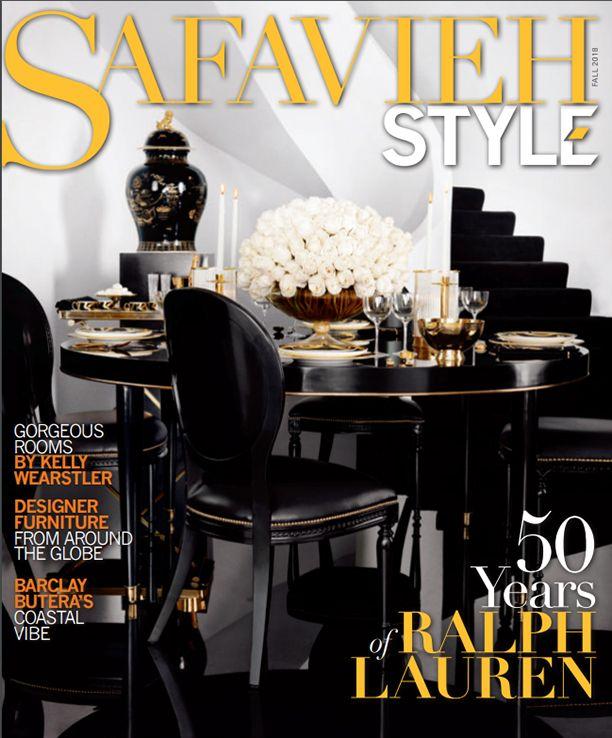 Safavieh Style Fall 2018