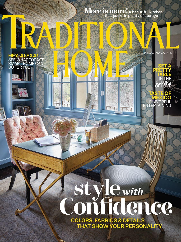 Traditional Home - January/February 2019
