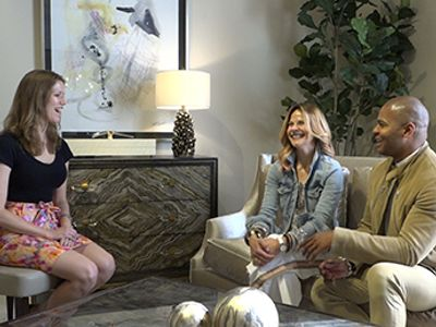 Designer Shorts - Michel Smith Boyd, Alison Martin & Stacy Garcia - Fall 2018 High Point Market