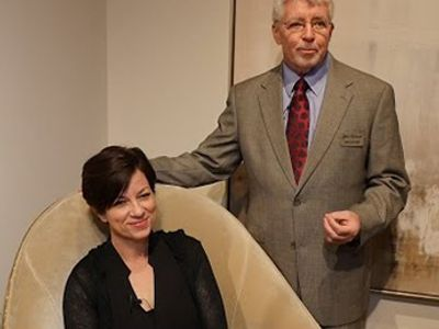 Alan Galbraith & Carol Benson-Cobb, A New Brand Partnership - Spring 2016 High Point Market