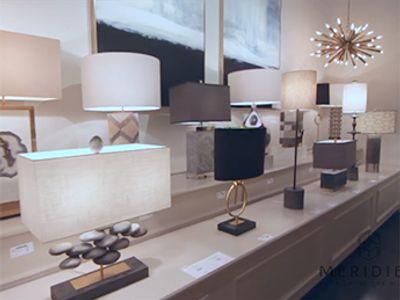 John-Richard Lighting - Meridien - Fall 2018 High Point Market