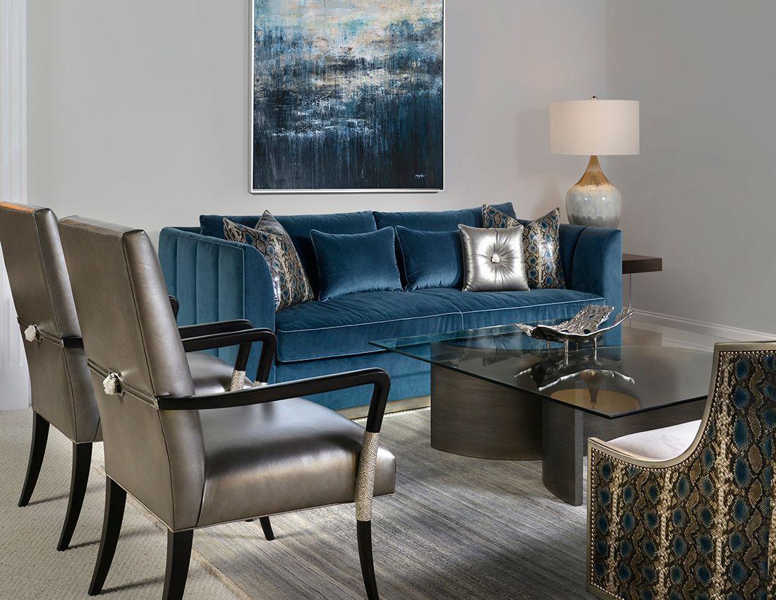 Luxury in Blue