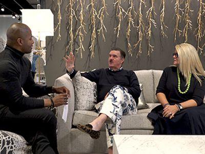 Designer Shorts - Scot Meacham Wood, Cynthia Ferguson & Michel Smith Boyd - Fall 2019 High Point Market
