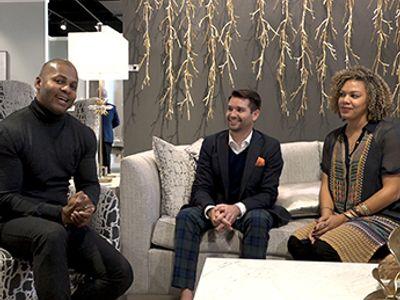 Designer Shorts - Eric Haydel, Laura Thurman & Michel Smith Boyd - Fall 2019 High Point Market