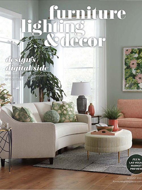 Furniture, Lighting, & Décor - August 2021