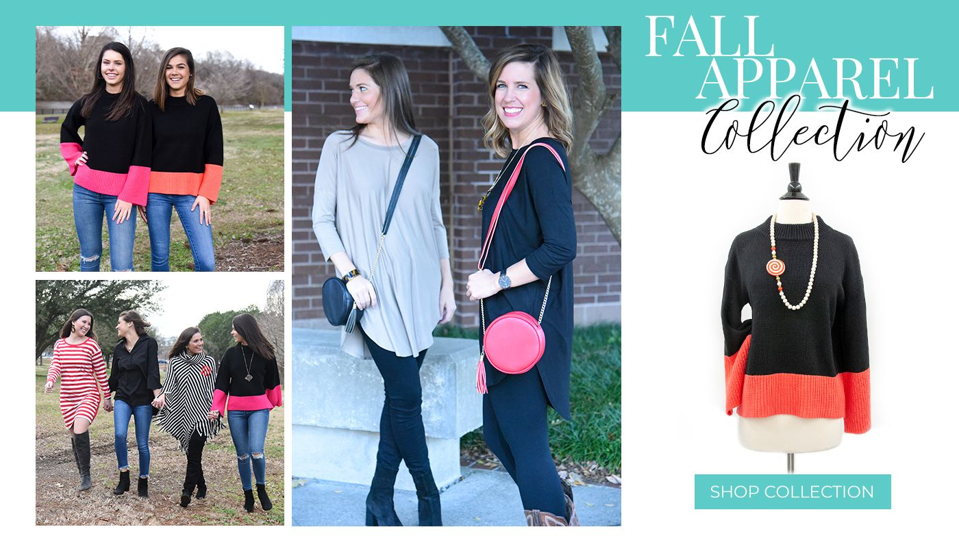 Fall Apparel Collection