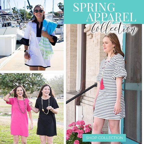 Spring Apparel Collection